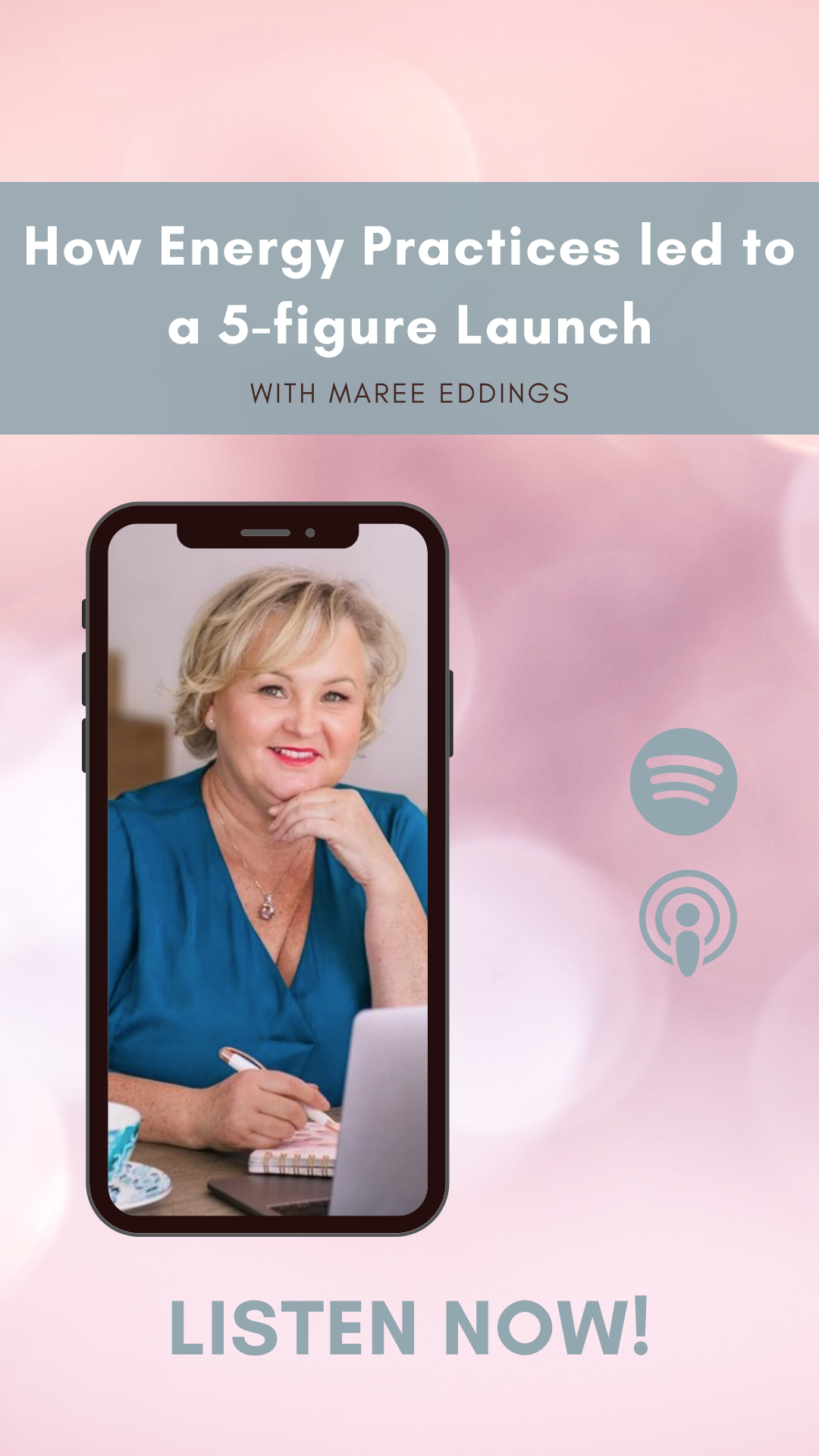 how energy practices led to a 5 figure launch