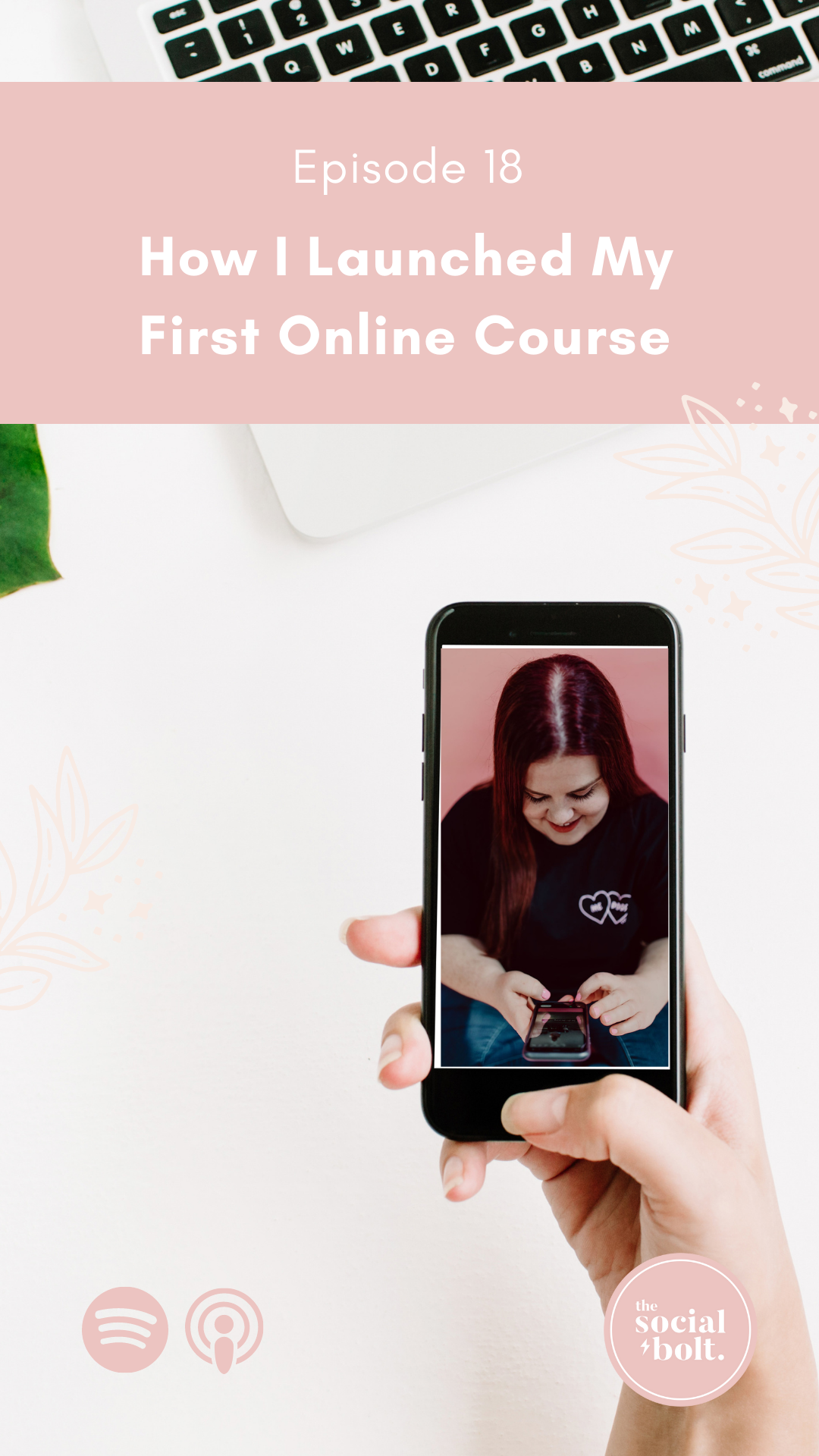 how i launched my online course the social bolt