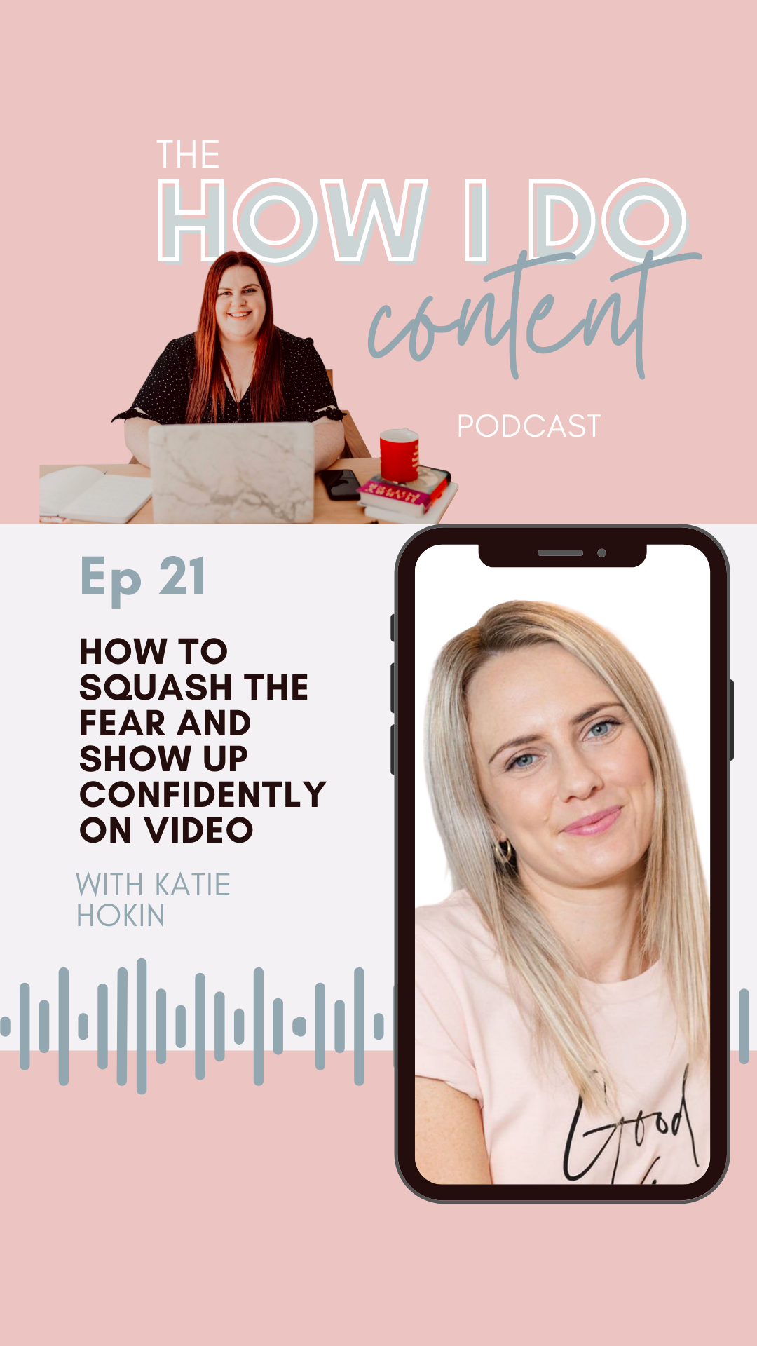 show up confidently on video katie hokin